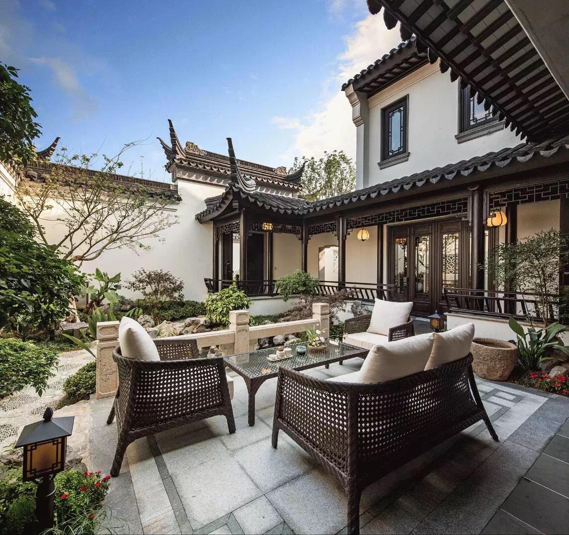 庭院之美-中式庭院的美丽所在!